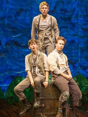 "Broadway play ""Peter and the Starcatcher"" comes to"