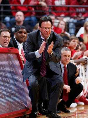 IU coach Tom Crean likely will shake up his team's defensive look today. His plan last time was successful.
