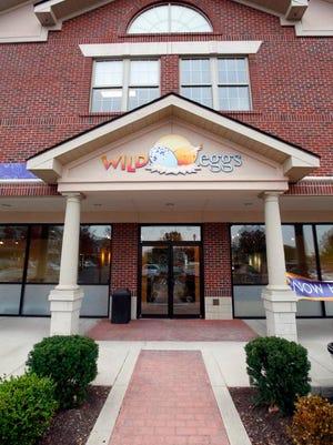 Wild Eggs restaurant in Landis Lakes.