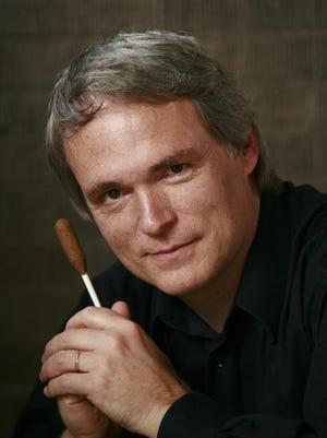 Peter Rubardt Pensacola Symphony Orchestra Director