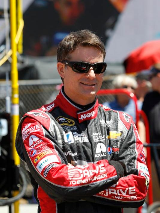 Jeff Gordon-V
