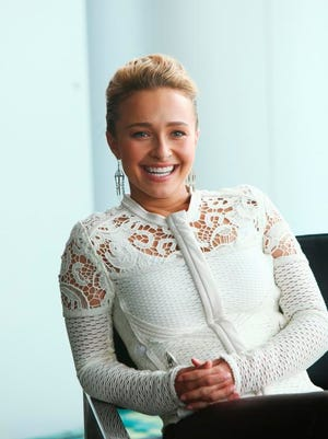 """Hayden Panettiere in the episode """"Never No More"""" from the television series, """"Nashville."""""""