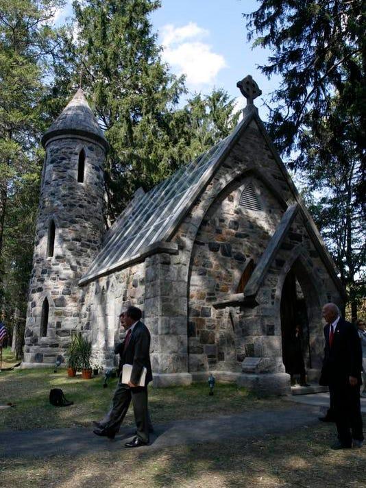 tjn 1123 YONKERSJAIL lady chapel