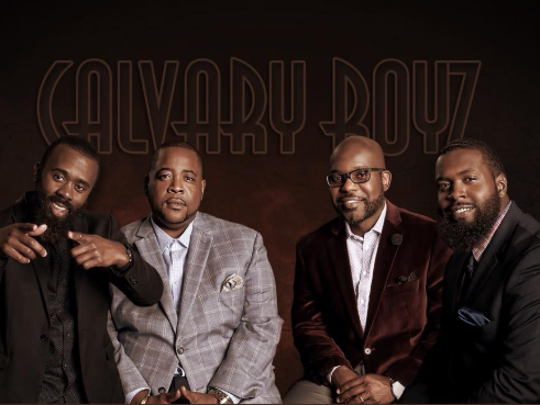 Calvary Boyz will perform at Sunday's Gospel Appreciation concert at Old West Enrichment Center.