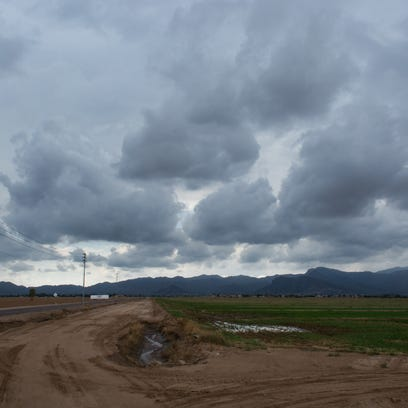Find the latest weather conditions in the Valley on azcentral.