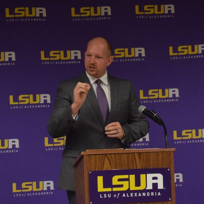 New LSUA athletic director