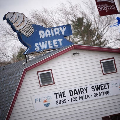 Iconic Smyrna ice cream shop Dairy Sweet to be reborn