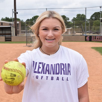 ASH's Bennett slugs, pitches way in defense of All-Cenla softball MVP honors