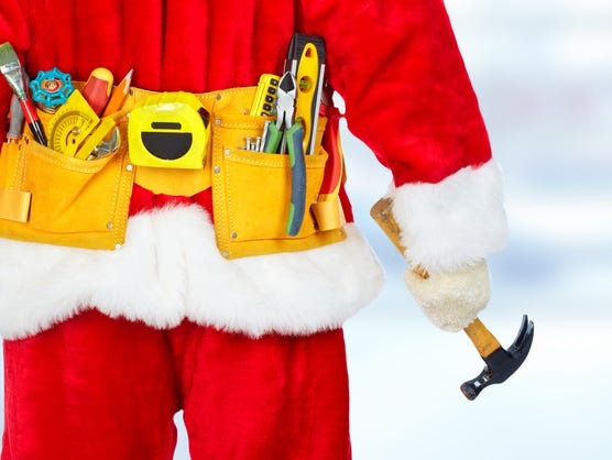 Santa's helping one lucky member tackle home projects with $50 to Lowe's. Enter 7/23-7/31