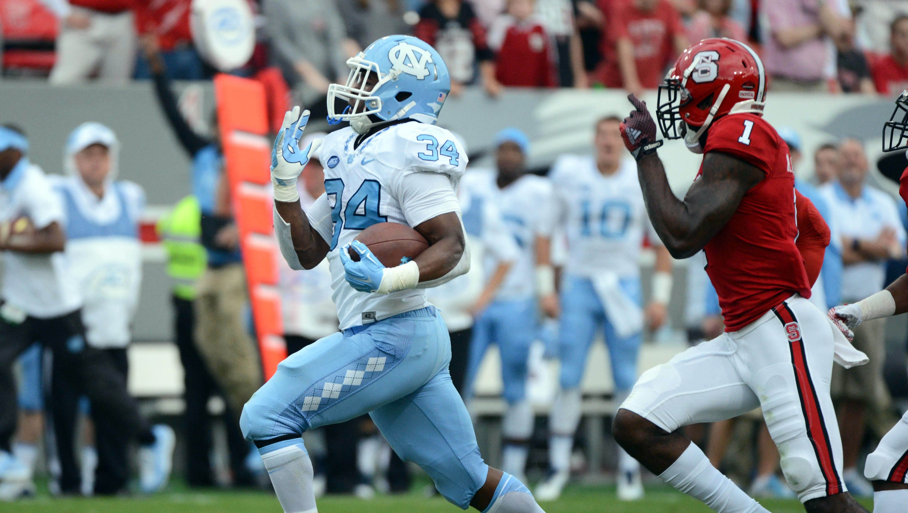 Why not an ACC champion North Carolina in the Playoff? North Carolina Football Score