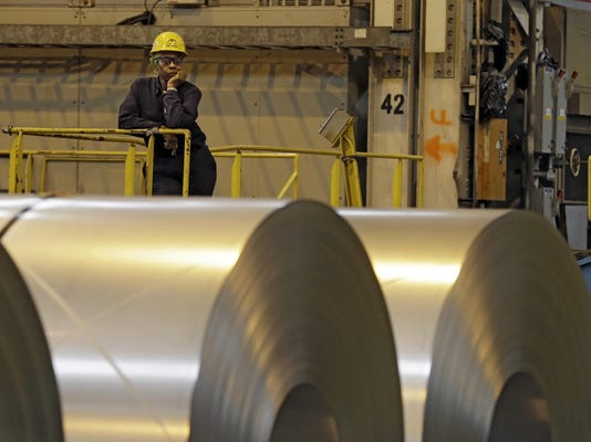 Tariffs Steel Industry