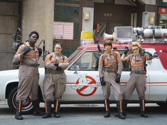 Voices: Guys need to calm down about 'Ghostbusters'