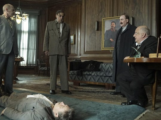 DFP death of stalin