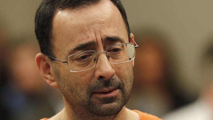 How Larry Nassar abused hundreds of gymnasts and eluded justice for decades