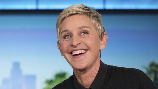 """The Ellen DeGeneres Show"" won best entertainment talk show at the Daytime Emmy Awards in 2017."