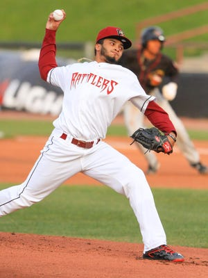 Marcos Diplan, a 19-year-old right-hander who is a native of the Dominican Republic, is off to a strong start for the Wisconsin Timber Rattlers after being acquired by the Milwaukee Brewers organization in the trade that sent Yovani Gallardo to the Texas Rangers.