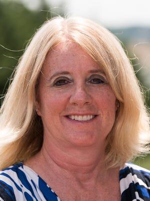 Dallastown teacher and Gay/Straight Alliance Club adviser Lori Riddle.