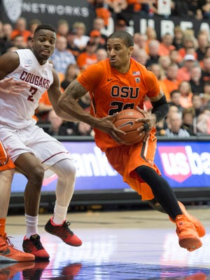 Oregon State guard Gary P ayton II has been the catalyst in the Beavers' return to March Madness for the first time since 1990.
