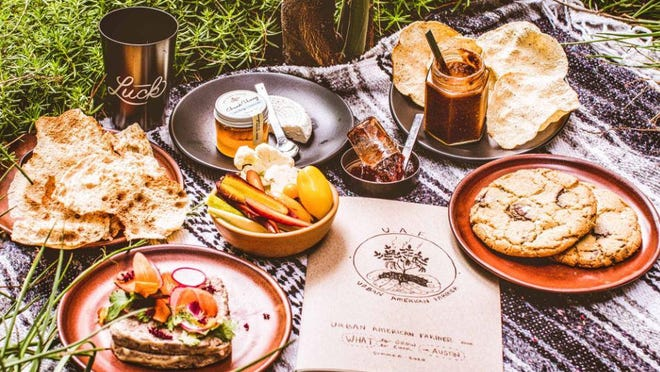 Assembly Kitchen and the Austin Food and Wine Alliance have put together picnic kits that include a ticket to Willie Nelson's annual 4th of July Picnic that's coming up on Saturday.