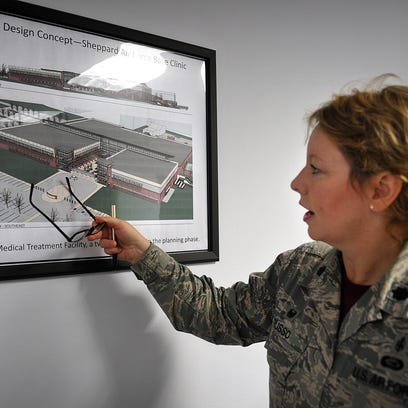 Defense funding bill includes Sheppard clinic project