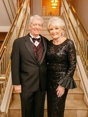 Dick and Sharalena Miller, Martin E. Simmons Award