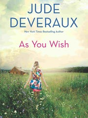 """""""As You Wish"""" by Jude Deveraux"""