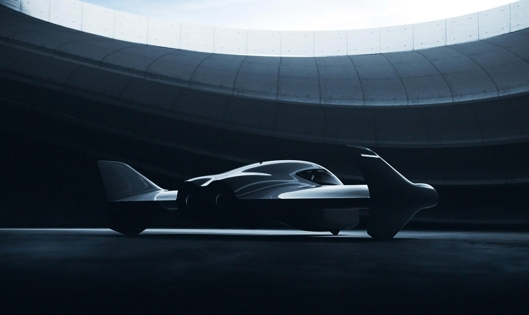 Porsche, Boeing flying cars Is this the vehicle of the future?