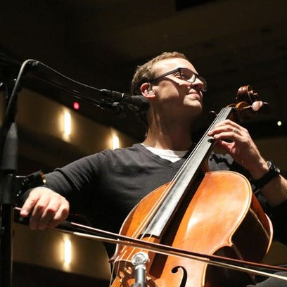 Ben Sollee to perform at Ashmore Auditorium