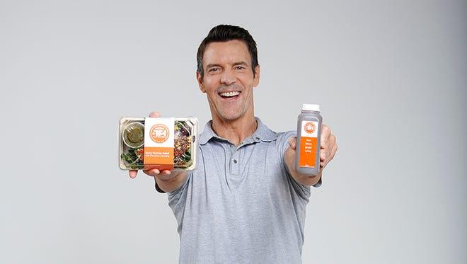 7-Eleven features Tony Horton Kitchen Foods.