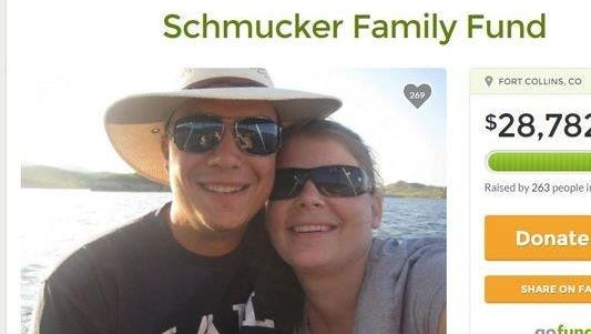 A GoFundMe account has been set up for the family.