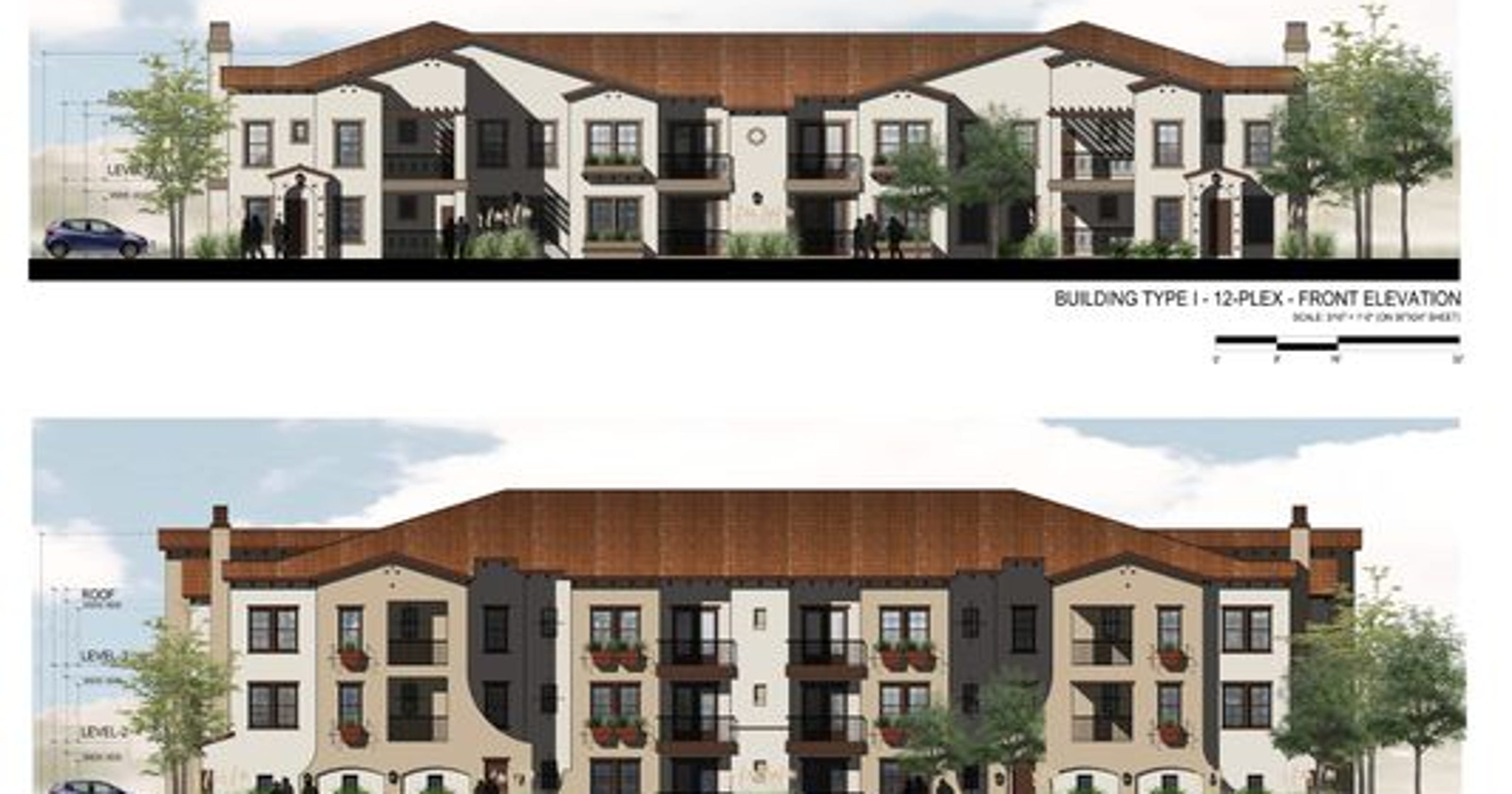 The Summit Reno >> Notice Of Default Filed On Summit Club Apartment Project