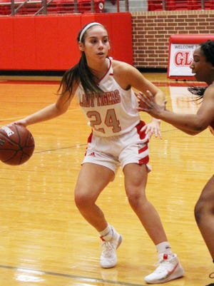 Hailey Ibarra, who earned all-state basketball honors three years in a row while playing for Glen Rose High School, has been given preferred walk-on status as a freshman at Tarleton State University.