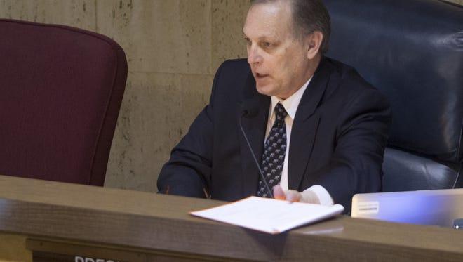 Arizona Senate President Andy Biggs is not giving Arizona schools they money they require.