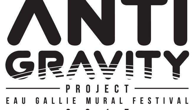 The Anti-Gravity Project mural festival takes place from Nov. 24-Dec. 3 in Eau Gallie.