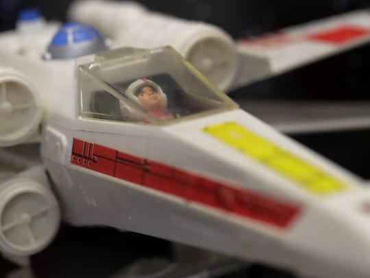 """""""Star Wars: Nostalgia Awakens,"""" a collection of vintage"""