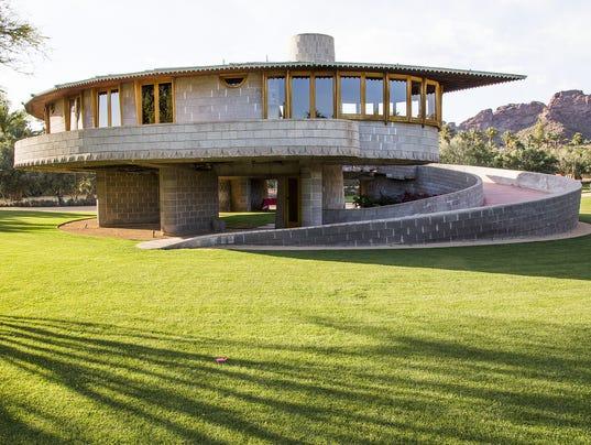 frank lloyd wright's lasting mark on metro phoenix house styles