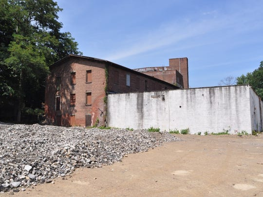 This empty building in the East End of Beacon is being restored and fitted up as a craft brewery.