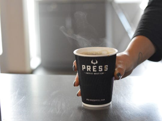 Press Coffee offers moms a free cup on Mother's Day