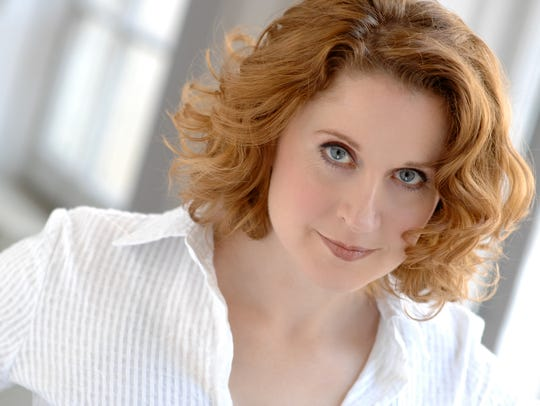 Christiane Noll is one of three Broadway singers who