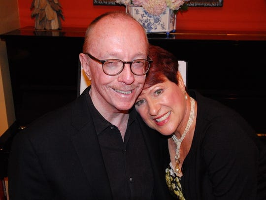 Nan Gurley and Stan Tucker will perform at the Nashville