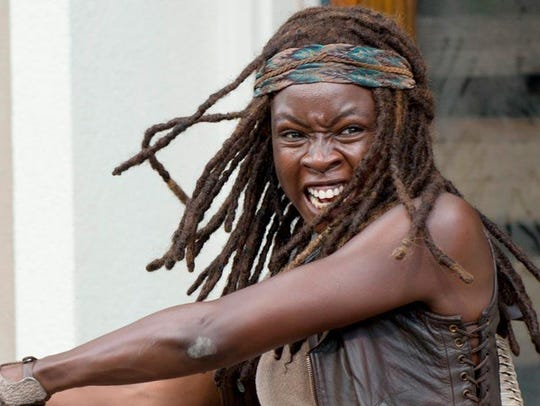 """""""The Walking Dead"""" airs three hours of episodes Sunday"""