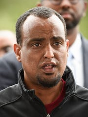 Haji Yussuf talks about Somali-American community reaction