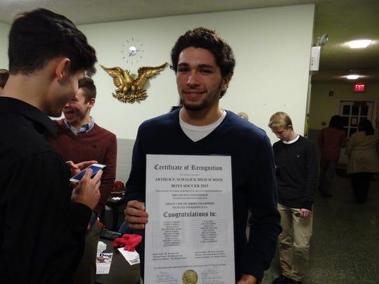 Collin Cardona certificate