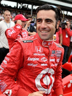 Dario Franchitti won the Indianapolis 500 three times before injuries forced him to retire from racing.