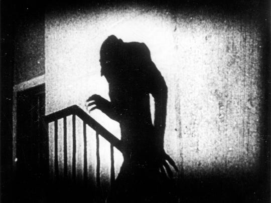 "F.W. Murnau's silent vampire classic ""Nosferatu"" will screen with live organ accompaniment on Oct. 31 at Christ Church in New Brunswick and Nov. 14 at Union County Performing Arts Center, Rahway."