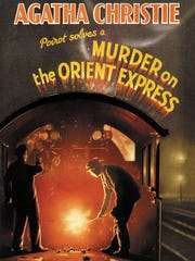 A new facsimile edition of the 1934 edition of 'Murder on the Orient Express' by Agatha Christie.