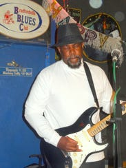 Johnnie Marshall Blues Band will perform at the New
