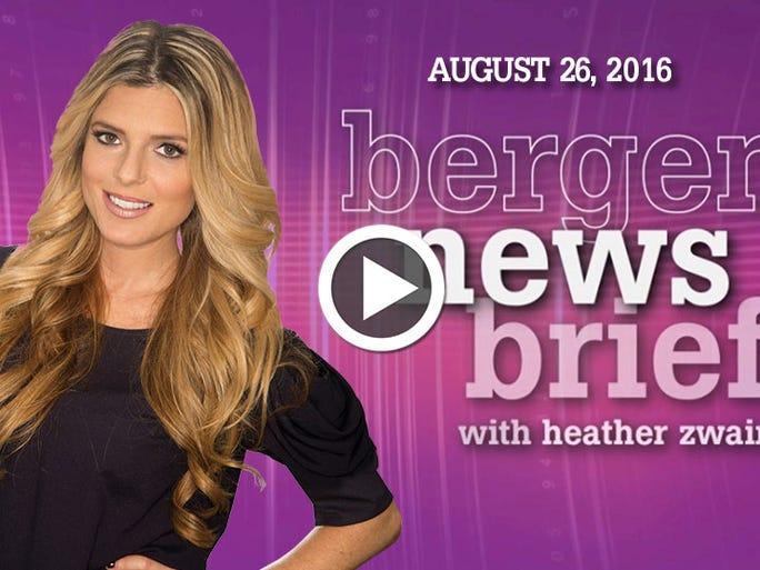 Bergen News Brief, Aug. 26, 2016