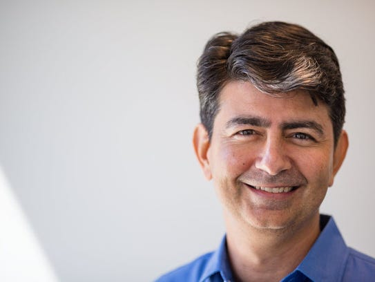eBay founder Pierre Omidyar, who retains considerable