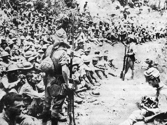 The memorial Bataan Death March, held for 25 years,